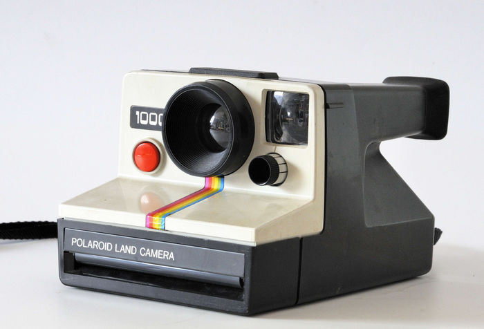 polaroid in 1000 tested in good condition suitable for sx 70 film catawiki. Black Bedroom Furniture Sets. Home Design Ideas