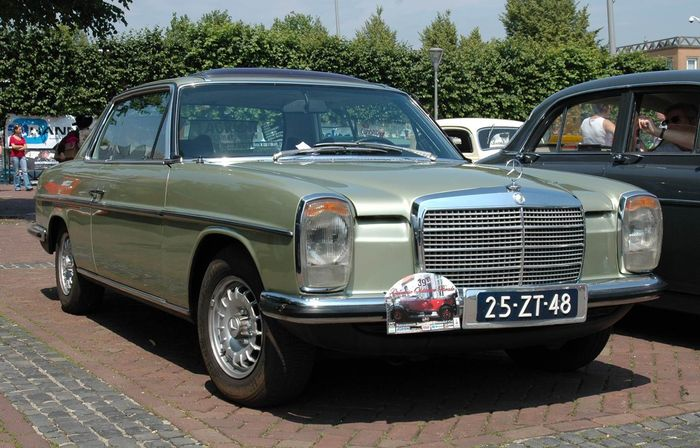 Mercedes Benz 250 C Coup 1972 Catawiki
