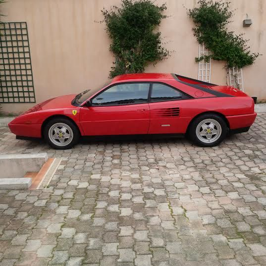 ferrari mondial t 300 hp red 1991 catawiki. Black Bedroom Furniture Sets. Home Design Ideas