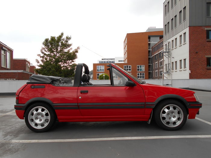 peugeot 205 1 6 cti convertible 1988 catawiki. Black Bedroom Furniture Sets. Home Design Ideas