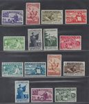 Check out our Luxembourg 1935 - Intelectuals - Michel 266/280