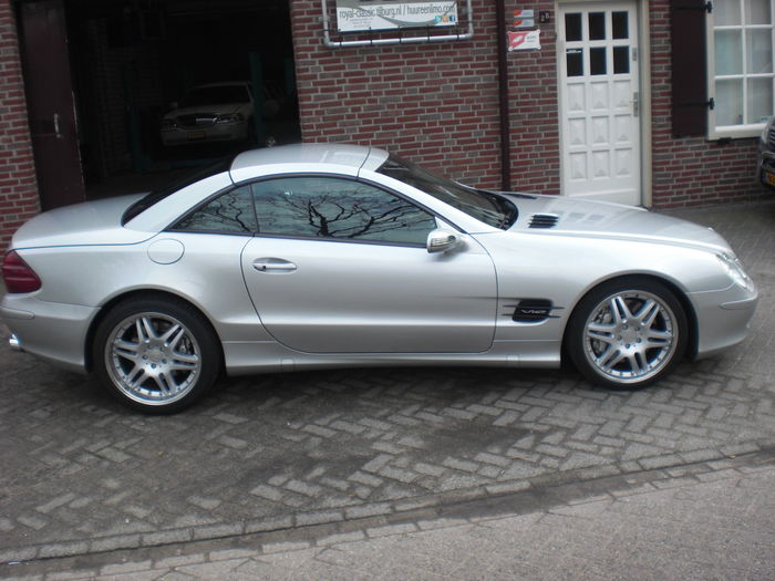 mercedes sl 600 brabus v12 biturbo 2004 catawiki. Black Bedroom Furniture Sets. Home Design Ideas