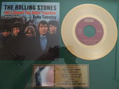 """Check out our Golden Single Rolling Stones """" Let s Spend The Night Together """" 1967 Rock And Popart Award Decca Records"""