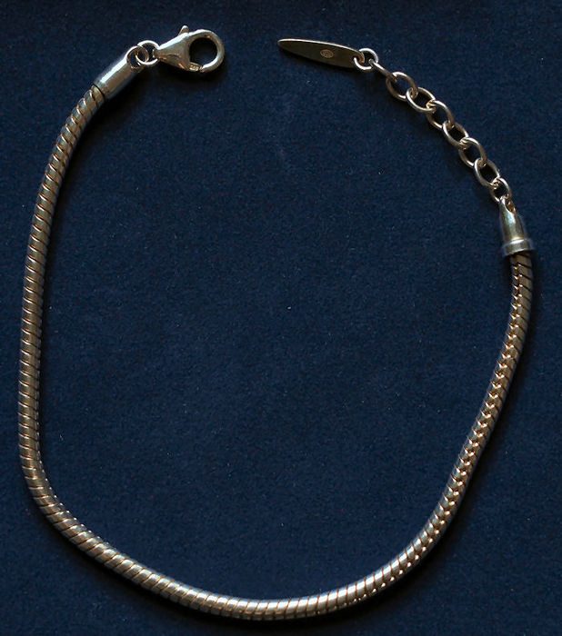 sterling silver bracelet marked with ste bb catawiki