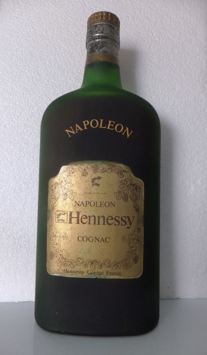 What Would Be The Price Of Hennessy Cognac 40 Years Old?