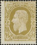 Check out our Belgium 1869 - King II, Left Profile - OBP 32