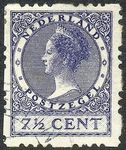 Check out our The Netherlands 1927 - Three-hole, four-sided roll perf - NVPH R32