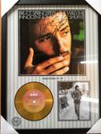 "Check out our Bruce Springsteen  Gold CD Display  ""The Wild The Innocent & The E street Shuffle"" Including Bruce Springsteen-signature"