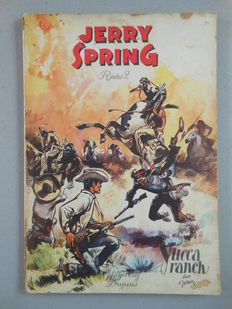 Jerry Spring 2 - Yucca Ranch - sc - 1e druk - (1955)