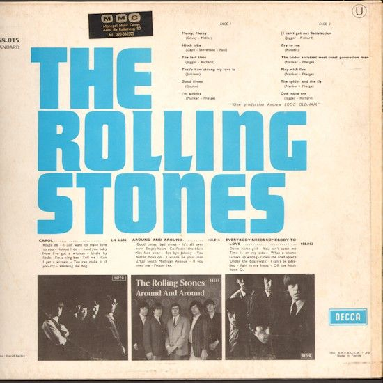 rolling stones quot out of our heads quot original 1965 lp catawiki