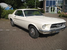 Ford - Mustang Coupe - 1967