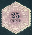 Check out our The Netherlands 1903 - Telegram stamp - NVPH TG7, with certificate