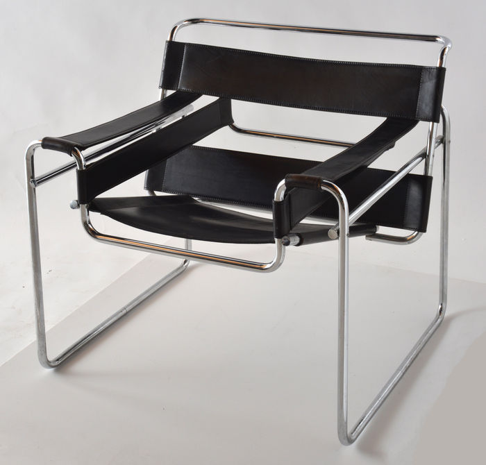 Marcel breuer vintage wassily chair replica catawiki - Wassily chair replica ...