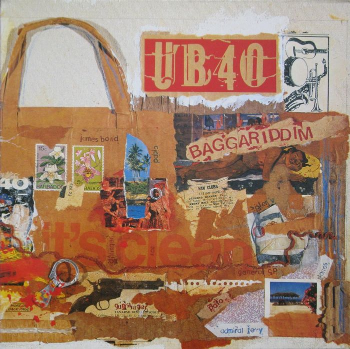 UB40 - A Lot of seven 12 inch records + 1 bonus 45 rpm single ...