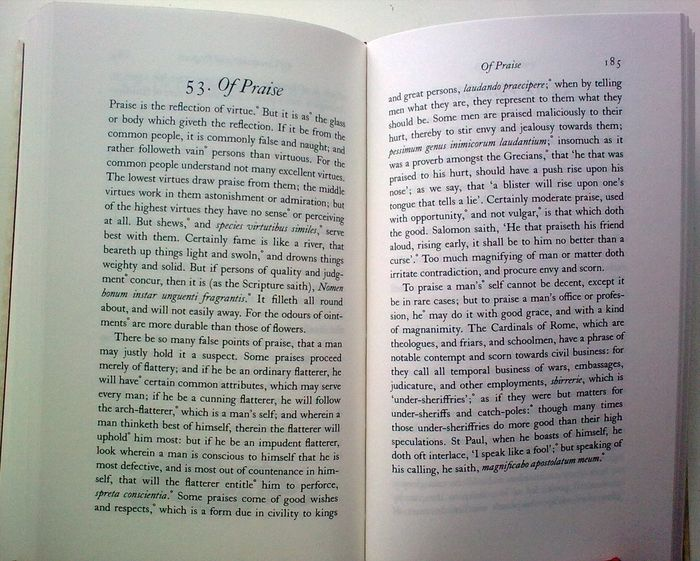 essay of marriage and single life by francis bacon