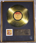 """Check out our Jimi Hendrix - RIAA Award - RIAA certified Gold album presented to Jimi Hendrix for the album """"Are you experienced?"""""""