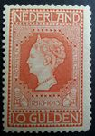 Check out our The Netherlands 1913 - Independance - NVPH 101B with certificate