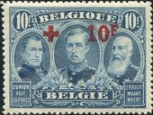 Check out our Belgium 1918 - Red Cross - OBP 163