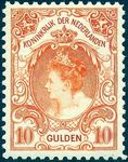 Check out our The Netherlands 1905 - Queen Wilhelmina 'Fur Collar' - NVPH 80