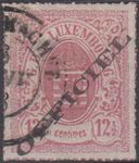 Check out our Luxembourg 1875/1881 - Official stamp - Yvert S4