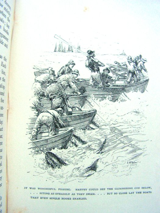 rudyard kiplings captains courageous essay Order custom written paper on joseph rudyard kipling live support  and captains courageous  in 1897 the kiplings settled in rottingdean,.