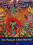 Check out our Frank Zappa - Poster 1996 - Frank Zappa - The lost episodes.