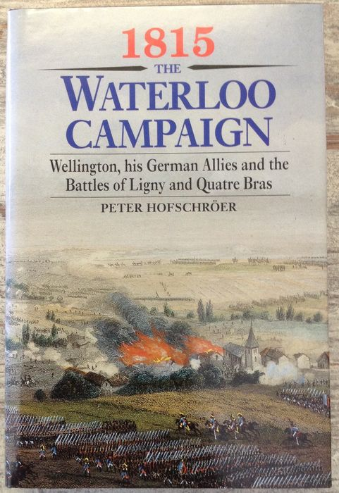 the waterloo campaign A collection of genealogical profiles related to waterloo campaign (15 june - 8 july 1815.