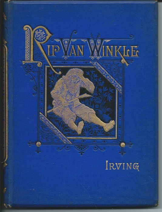 a reading report on rip van winkle by washington irving Here you are some reports on rip van winkle, one of the two stories in your second reader (rip van winkle and the legend of sleepy hollow by washington irving) please take your time and read them because they are very good there are two stories in the book the name of the story is rip van winkle.