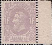 Check out our Belgium 1869 - King Leopold II - OBP 36