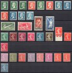 Check out our France -  1923/1932. Yvert n° 170/181,183/186,188A,189/196,197/205