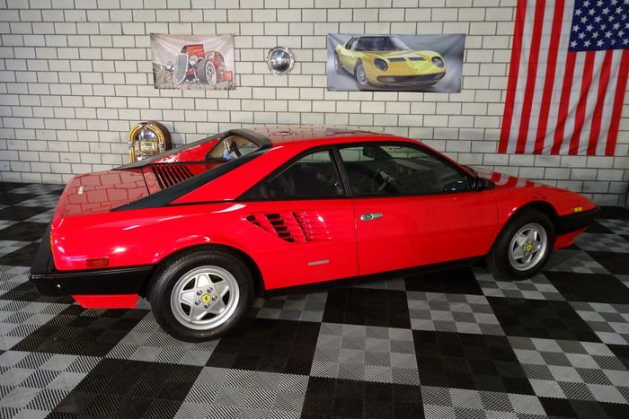 ferrari mondial 8 schiebedach coup 3 l v8 1982 catawiki. Black Bedroom Furniture Sets. Home Design Ideas