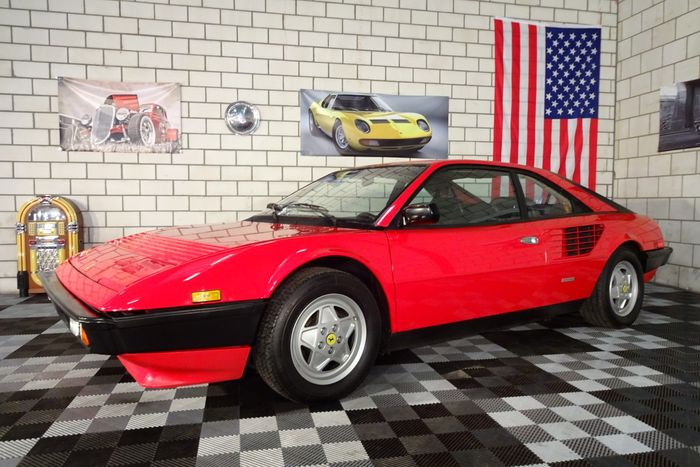 ferrari mondial 8 sun roof coupe 3l v8 1982 catawiki. Black Bedroom Furniture Sets. Home Design Ideas