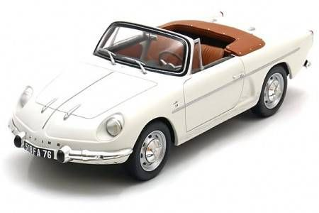 otto mobile models 1 18 scale alpine a110 cabriolet catawiki. Black Bedroom Furniture Sets. Home Design Ideas