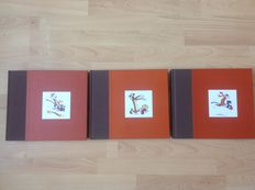 Calvin and Hobbes - Complete Works - Luxe hc - 3 delen in Box - (2007)