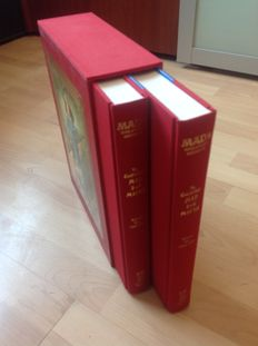 The Completely Mad Don Martin - Luxe 2-delige hardcover set in slipcase - (2007)