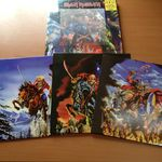 Check out our Iron Maiden Awesome Lot Of  ( 7 !! ) Exclusive Picture Discs