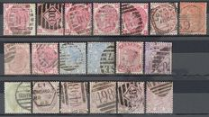 Great Britain and territories - Batch of stamps and covers in 2 stock books, binder and loose