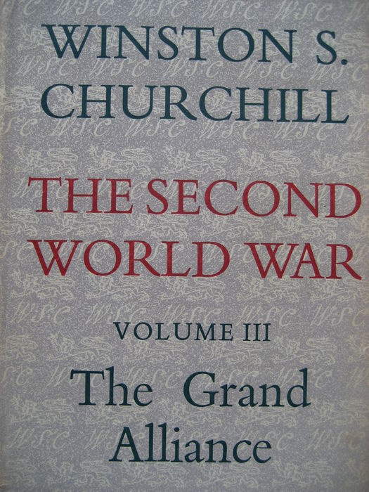 1948 Winston S Churchill The Second World War 1ST EDITION ASPREY and Co Binding