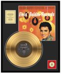 Check out our Gold Record Elvis Presley 'Golden Records Vol. 1' Album 24 KT gold plated