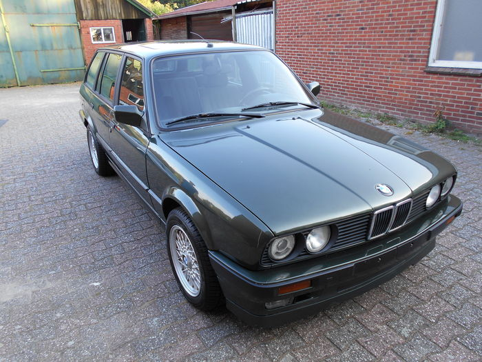 bmw 320i touring e30 1989 catawiki. Black Bedroom Furniture Sets. Home Design Ideas