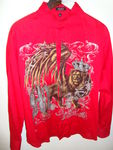 """Check out our Michael Jackson - identical red Michael Jackson """"This is it """"shirt"""