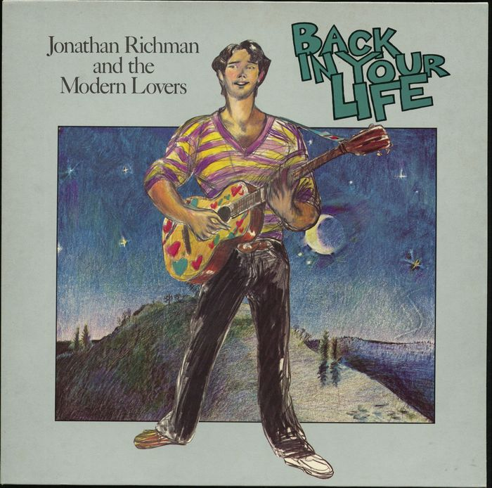 jonathan richman and the modern lot of 4 beserkley albums catawiki