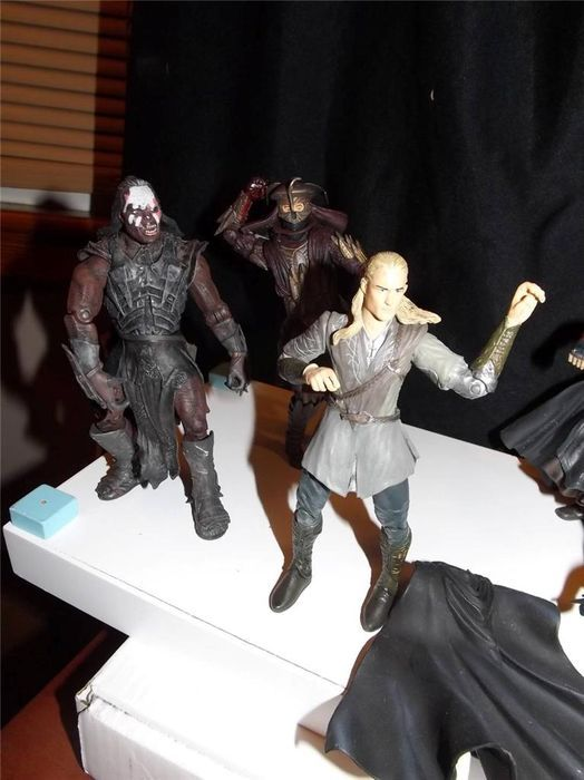 Citaten Uit Lord Of The Rings : Lord of the rings toybiz figuren uit