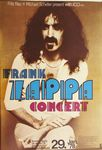 Check out our Frank Zappa Concert Poster