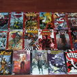 Comic book auction (US)