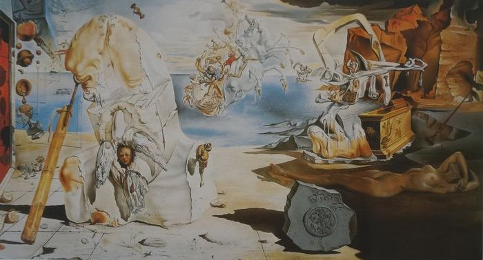 apothesis of homer By paul chimera dali historian/writer if there's any doubt that salvador dali was a genius and master painter, it's promptly dispelled when you feast your eyes on.