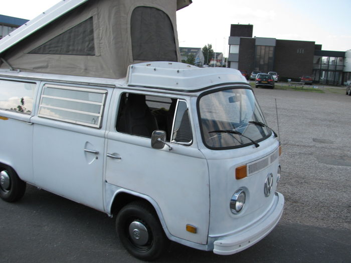 volkswagen t2 westfalia camping car 1976 catawiki. Black Bedroom Furniture Sets. Home Design Ideas