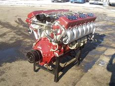 V12 Panzermotor T55A, T62, T64, T64A, T64B