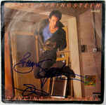 "Check out our Bruce Springsteen - Signed Single ""Dancing in the Dark"""