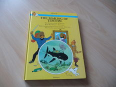 Tintin - Six versions anglaises - 1x C + 5x B - EO / réédition - (1983/1990)
